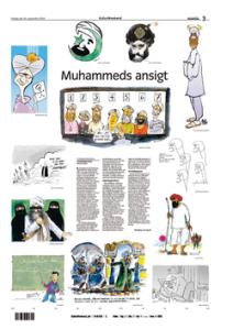 Image copywright Jyllands-Posten