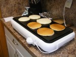 My portable Griddle