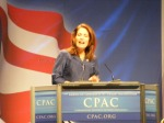 Bachmann on the stage